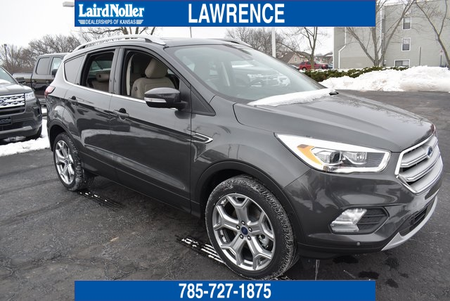 Ford Escape Sport >> New 2019 Ford Escape Titanium With Navigation 4wd