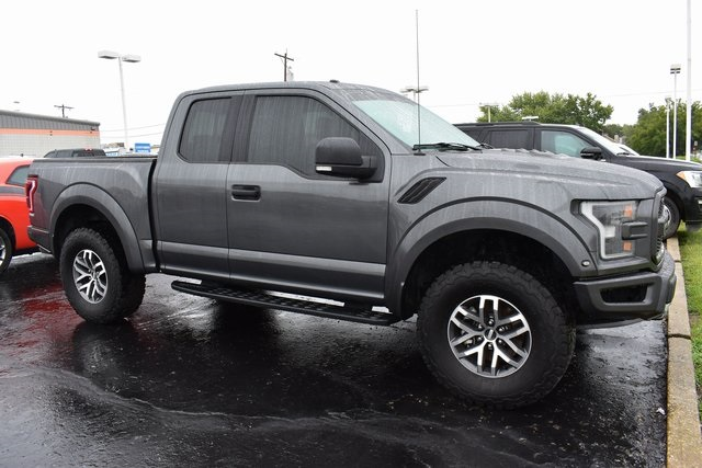 Pre Owned 2017 Ford F 150 Raptor Super Cab in Topeka