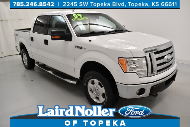 New 2020 Ford F 150 Xl 4d Supercrew In Topeka Zk5590 Laird