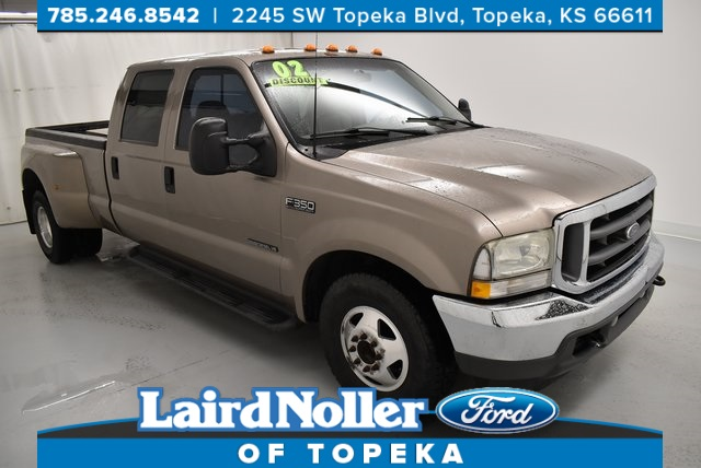 Pre-Owned 2002 Ford F-350SD Lariat