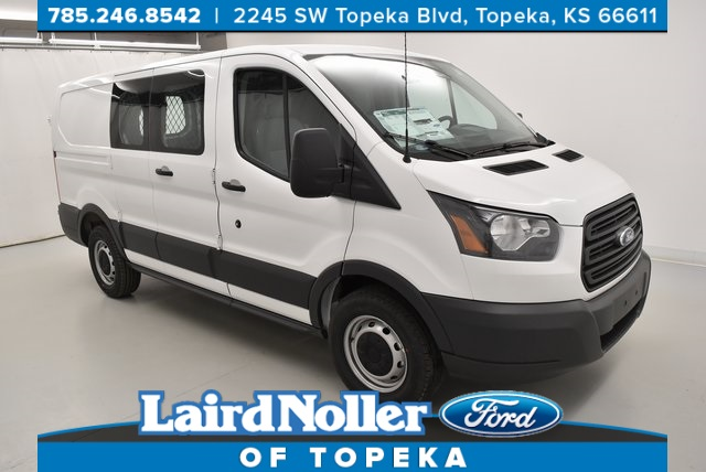 New 2018 Ford Transit 150 Base 3d Cargo Van In Topeka Xb2888