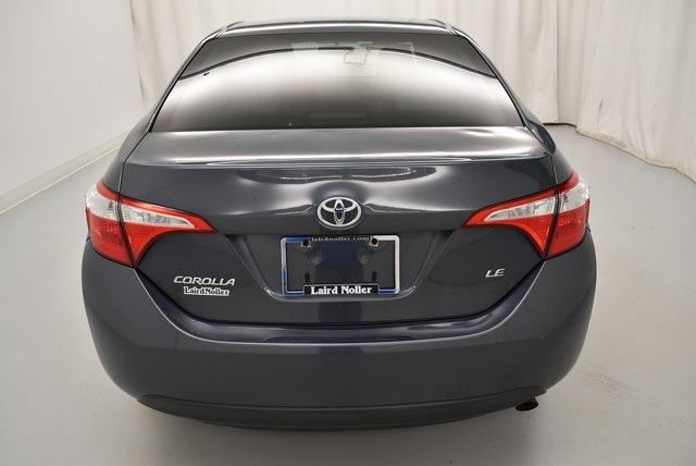 Toyota Dealerships In Mississippi >> Pre-Owned 2015 Toyota Corolla LE ECO 4D Sedan in Topeka #1YH3761 | Laird Noller Auto Group