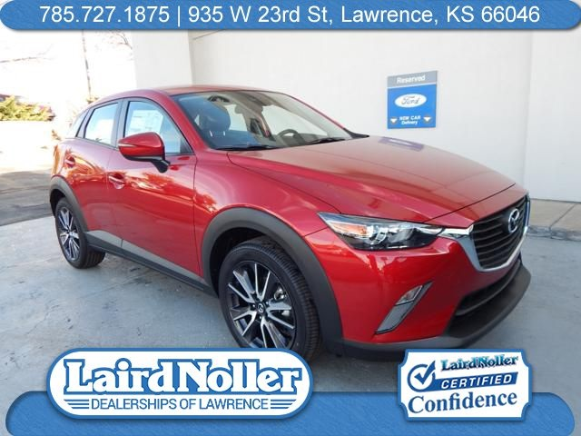 New 2018 Mazda CX-3 Touring 4D Sport Utility in Topeka #18B083 ...
