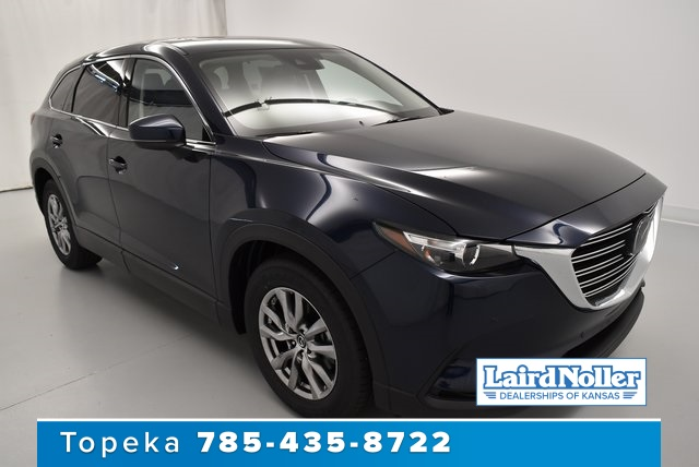 new 2019 mazda cx-9 touring 4d sport utility in topeka #yx3068
