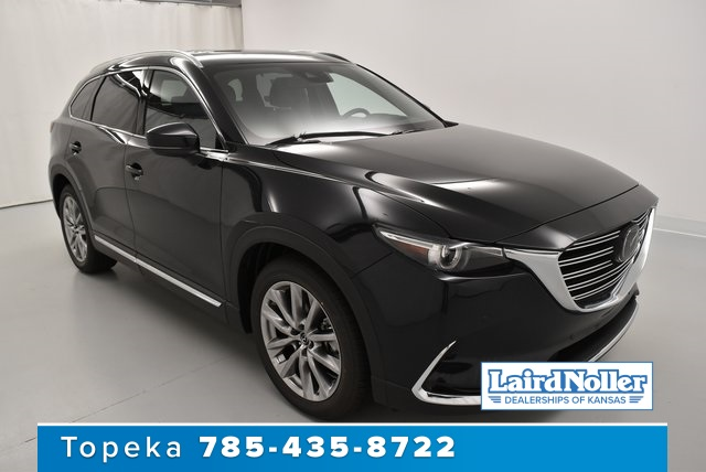 New 2018 Mazda CX-9 Grand Touring 4D Sport Utility in Topeka #XT2935