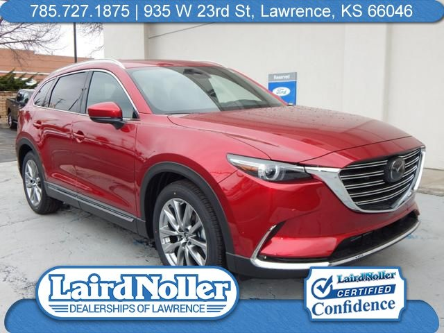 New 2018 Mazda CX-9 Grand Touring 4D Sport Utility in Topeka #18B327