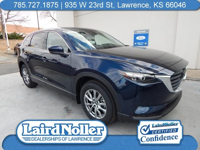 New 2018 Mazda CX-9 Touring 4D Sport Utility in Topeka #18B135 ...