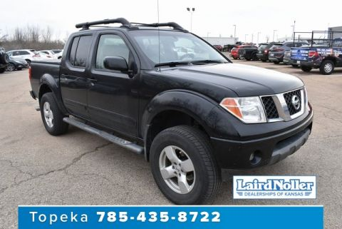 Pre-Owned 2006 Nissan Frontier LE