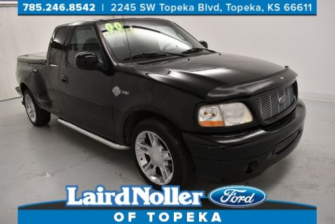 Pre-Owned 2000 Ford F-150 Harley-Davidson