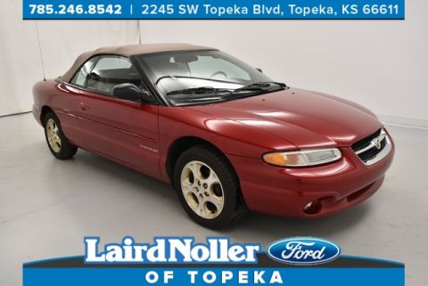 Pre-Owned 1998 Chrysler Sebring JXi